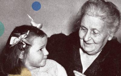 Maria Montessori commence ses travaux auprès d'enfants ayant des troubles mentaux