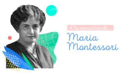 Maria Montessori : L'une des premières femmes médecins d'Italie