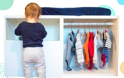 Education Montessori : Les vêtements à favoriser et à éviter