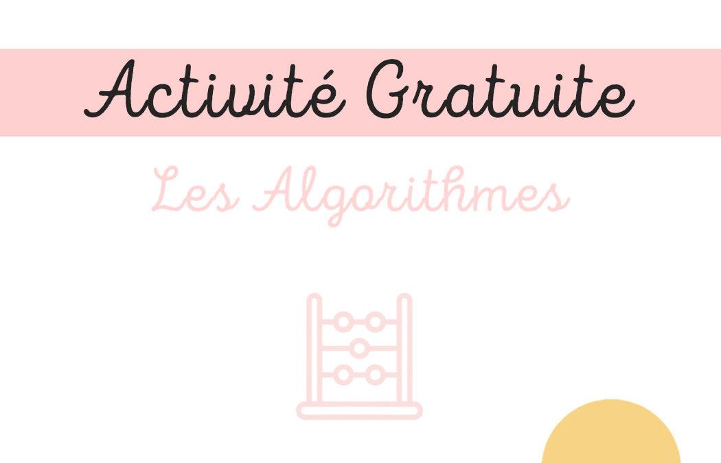 Activité Pratique – Les Algorithmes