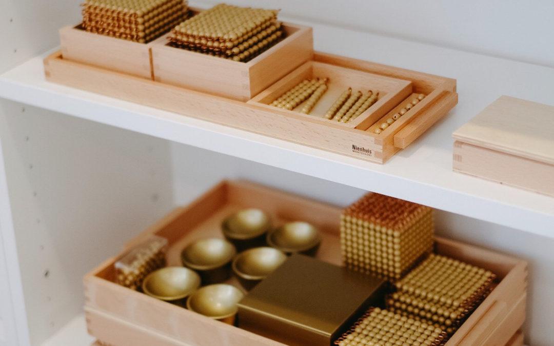 Le cube de mille : un objet pour appréhender les mathématiques