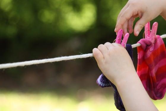 Deux idées d'activité pour les enfants de 2-3 ans et plus