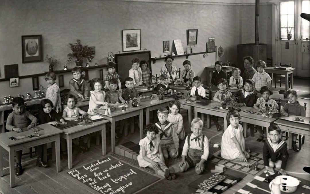 Histoire et évolution des écoles Montessori