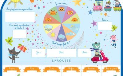 Le calendrier Montessori