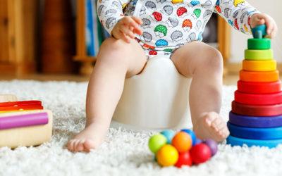 L'apprentissage de la « propreté » chez l'enfant