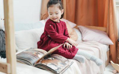 Idées de livres pour les 3-4 ans