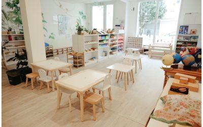 La diversité des classes Montessori